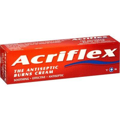 Acriflex cream for burns 0.25% 30g