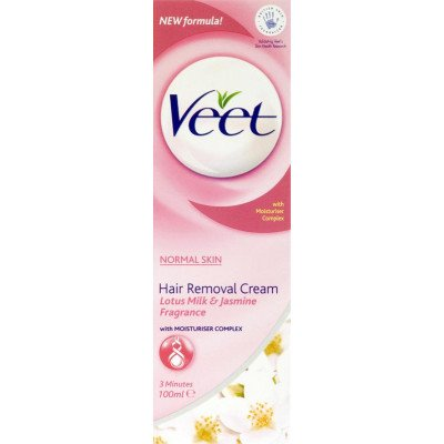 Veet hair removal cream normal hair removal cream 100ml