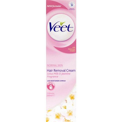 Veet hair removal cream cream 200ml 200ml