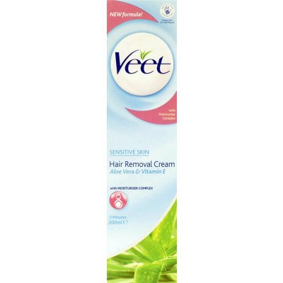 Veet hair removal cream sensitive 200ml