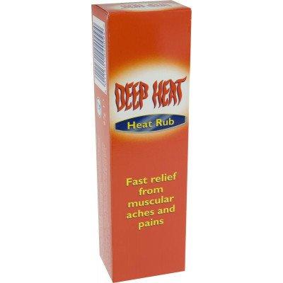 Deep heat heat rub 67g