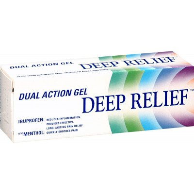 Deep relief pain relief gel 50g