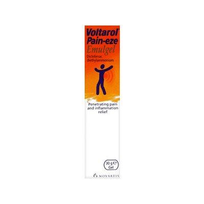 Voltarol pain-eze Emulgel 1.16% 30g