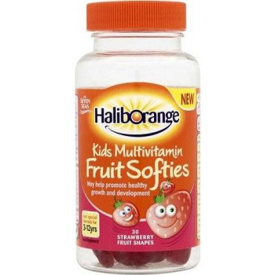 Haliborange fruit softies 30 pack