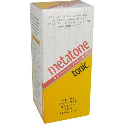 Metatone tonic 500ml