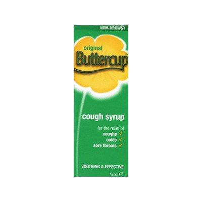 Buttercup syrup original 75ml