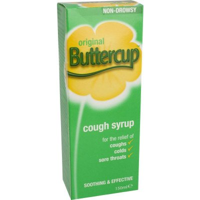 Buttercup syrup original 150ml