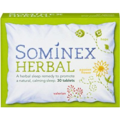Sominex herbal tablets 30 pack