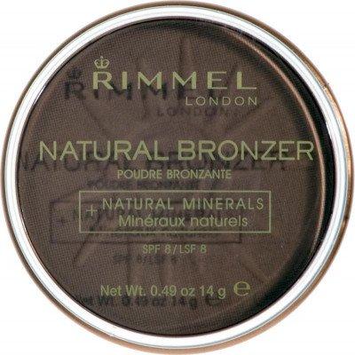 RIMMEL NATURAL BRNZNG PWDR