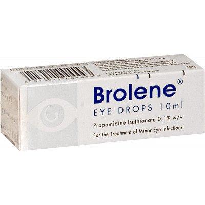 Brolene eye drops 0.1% w/v 10ml