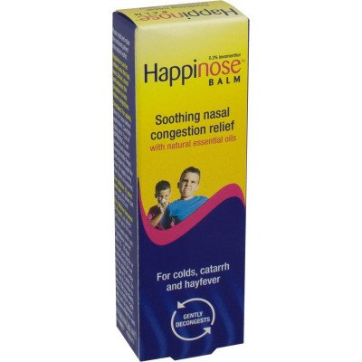 Happinose nasal decongestant balm 14g