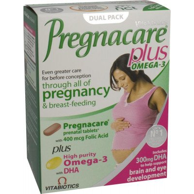 Pregnacare plus tablets 28 + 28