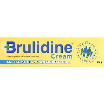 Brulidine cream 0.15% 25g