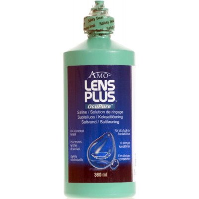 Lens plus soft contact lens Ocupure 360ml