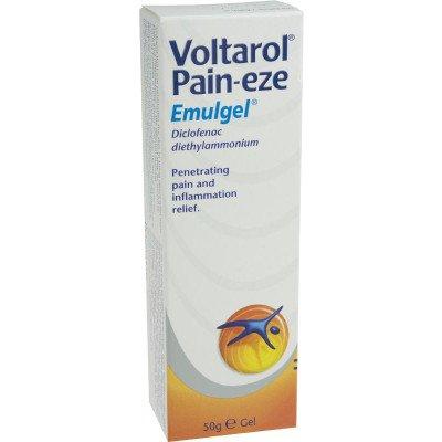 Voltarol pain-eze Emulgel 1.16% 50g