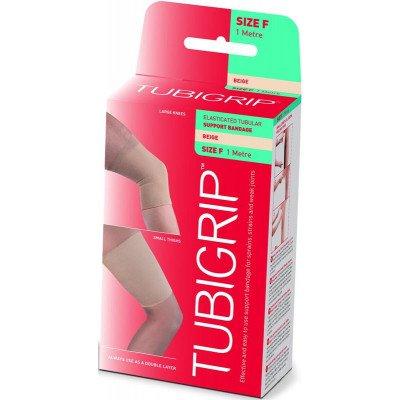 Tubigrip tubular support bandages flesh colour pack 1m - 1M (F)