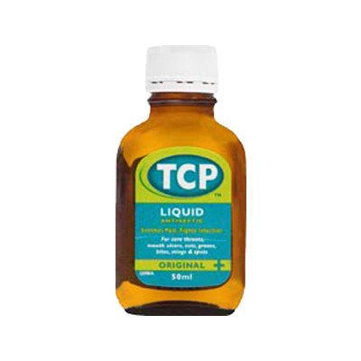 T.c.p. antiseptic liquid 0.175%w/v 50ml