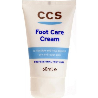 Ccs swedish foot cream 60ml