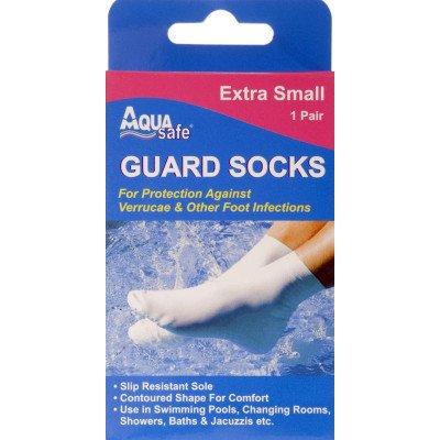 Aqua safe guard socks shoe 9-12