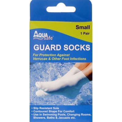 Aqua safe guard socks shoe 12.5 - 2.5