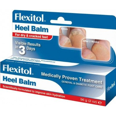 Flexitol for heels heel balm 56g