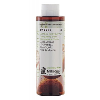 Korres Bergamot Pear Shower gel 250ml