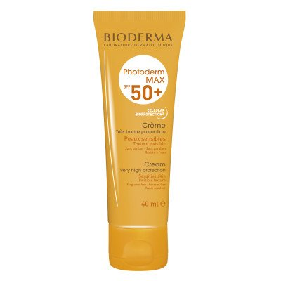 BioDerma PHOTODERM MAX CREME SPF50+ 40ml