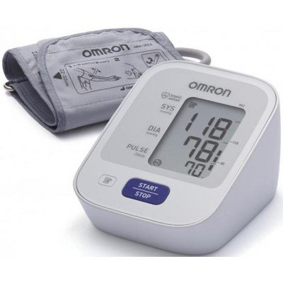Omron blood pressure monitors for upper arm M2 classic 1 pack