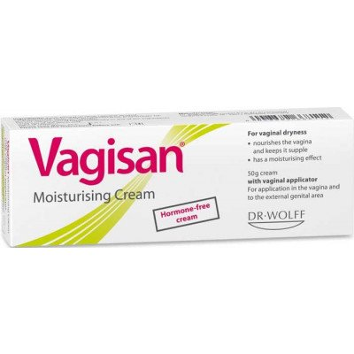 Vagisan moisturising cream + applicator 50g