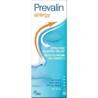 Prevalin allergy relief adult nasal spray 20ml