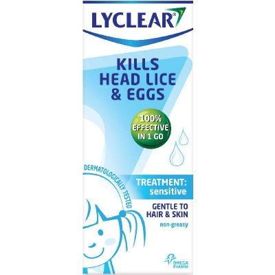 Lyclear sensitive 150ml