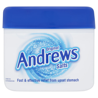 Andrews original salts 150g