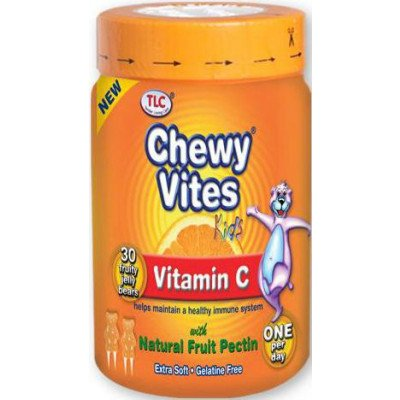 Chewy vites kids vitamin C 30 pack