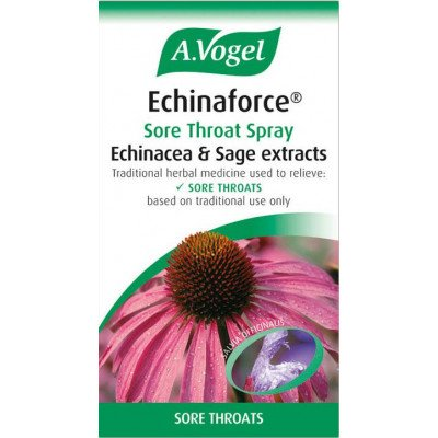 A.vogel Echinaforce throat spray 30ml