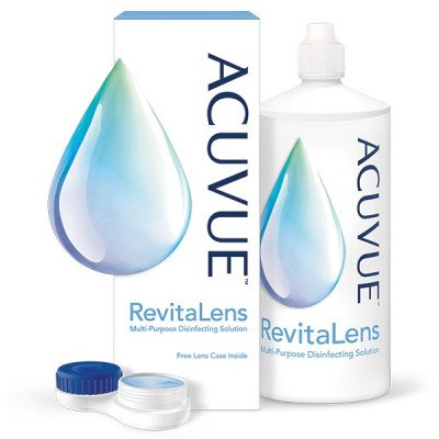 ACUVUE™ RevitaLens Multi-Purpose Disinfecting Solution 100ml