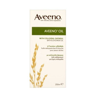 AVEENO BTH OIL 250ML