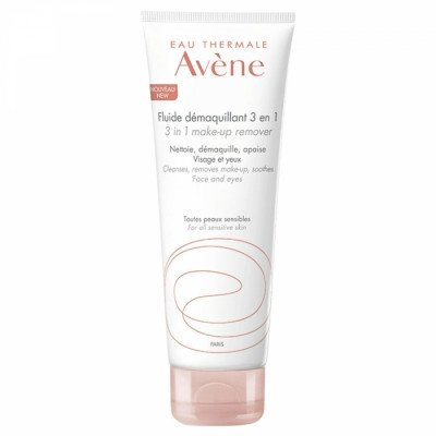 Avene 3 in 1 make up remover