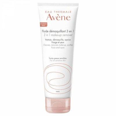 Avene 3 in 1 make up remover