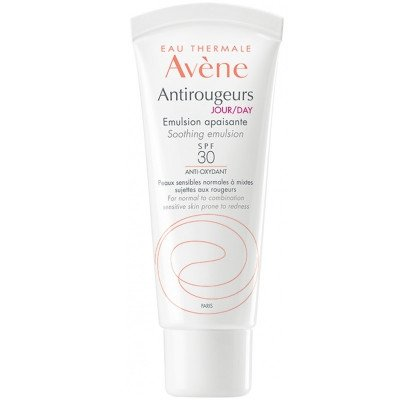 Avène Antirougeurs Day Soothing Emulsion SPF 30 40ml