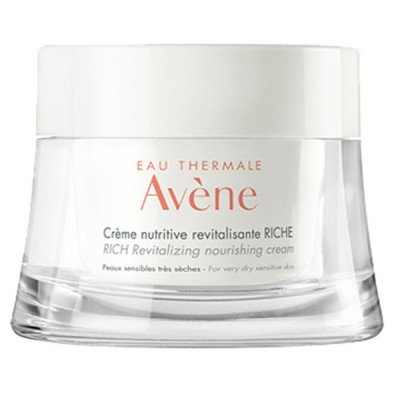 Avène Les Essentiels Rich Revitalizing Nourishing Cream 50ml