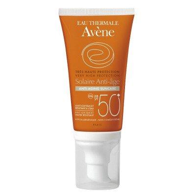 Avene Cream Solaire Antiage Spf50+ 50Ml