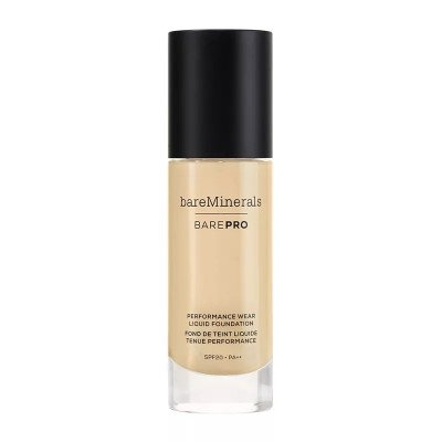 bareMinerals BarePro Performance Wear Liquid Foundation Cashmere 06