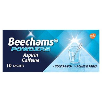 Beechams powders 10 pack