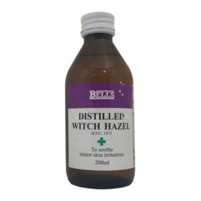 Bell's Distilled Witch Hazel 200ml