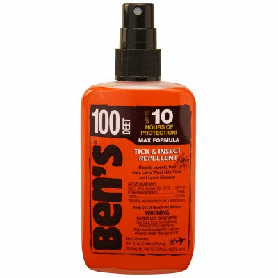 BENS max insect repellent spray 100ml