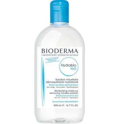 Bioderma Hydrabio H2O 500ml duo pack