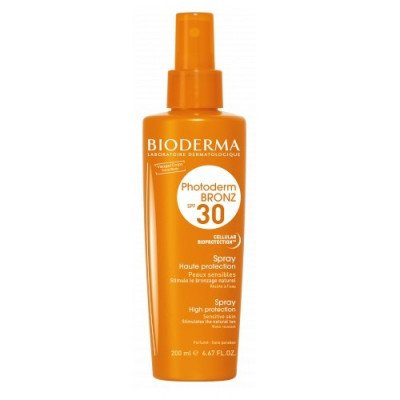 BioDerma Photoderm Bronz SPF 30 Spray 200ml