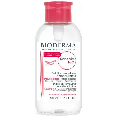 Bioderma Sebium H20 Cleansing Reverse Pump 500ml