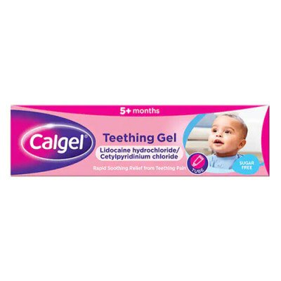 CALGEL teething gel (P) 0.10%/0.33% 10g