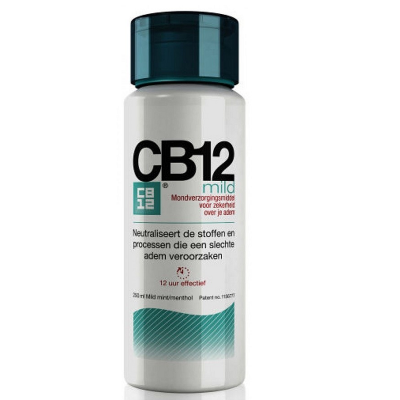 Cb 12 oral rinse mild 250ml